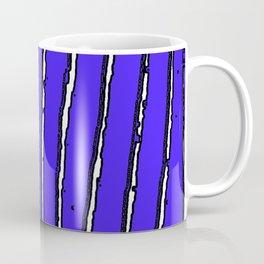 Blue Seaweed Coffee Mug
