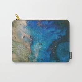 """Tides of Change   """"Nile Tributaries"""" (2) Carry-All Pouch"""