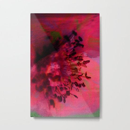 Summer Love in Bloom Metal Print