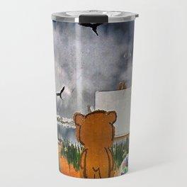 Inspiration in progress Travel Mug