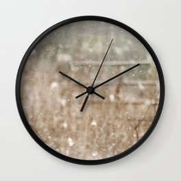 First Snow - 02 Wall Clock