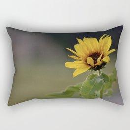 FLOWER OF SUN Rectangular Pillow