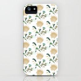 Ginkgo Floral iPhone Case