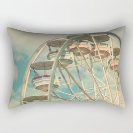 Ferris wheel 1 Rectangular Pillow