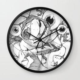 Everywhere Wall Clock