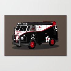 peace team Canvas Print