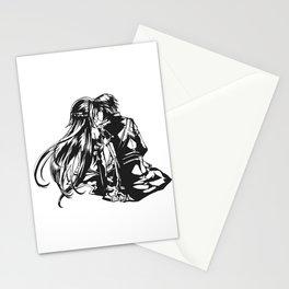 Asuna & Kirito Love Stationery Cards