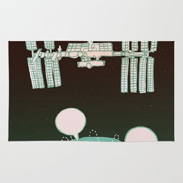 Space Oddity Rug