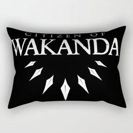 citizen Rectangular Pillow