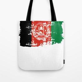 Afghanistan Kabul flag country Afghan gift Tote Bag