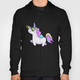 Fabulous Unicorn Hoody