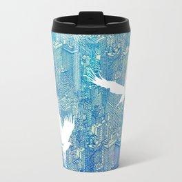 Ecotone (day) Travel Mug