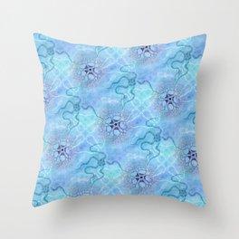 Marine Biology Throw Pillow