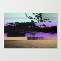 Lagoo Canvas Print