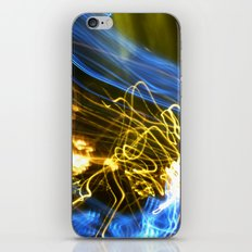 Explosion of colors iPhone & iPod Skin