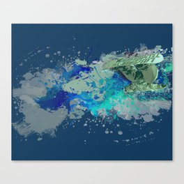 Boardingstyle Canvas Print