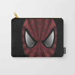 Spider Man Line Art By Kaydesign Carry-All Pouch