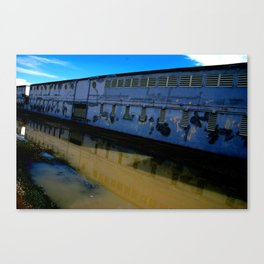 water... Canvas Print