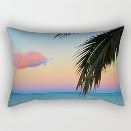 Rainbow Eucalyptus Rectangular Pillow