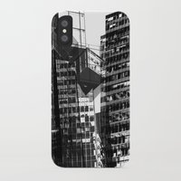 urban iPhone & iPod Cases featuring Urban by Marian - Claudiu Bortan
