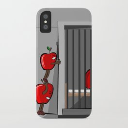 Break Out iPhone Case