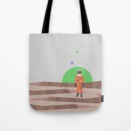 alone (2015) Tote Bag