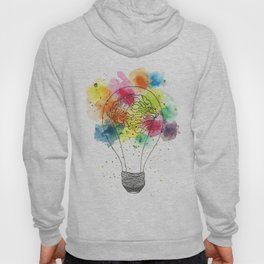 Creative brain Hoody