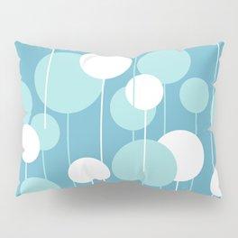 Float - Blue & White Pillow Sham