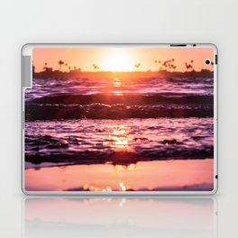 Mission Bay Shoreline in San Diego, California Laptop & iPad Skin