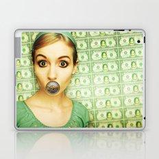 Censorship Laptop & iPad Skin