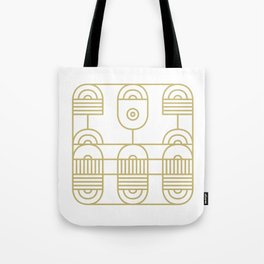 Super Sense No. 11 Tote Bag