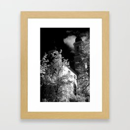German Church I Framed Art Print
