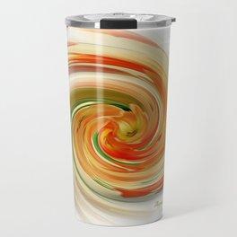 The whirl of life, W1.6A Travel Mug