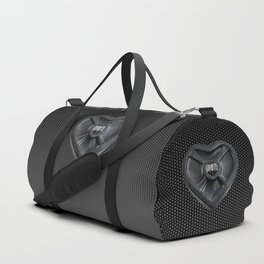 Lift With Your Heart Duffle Bag