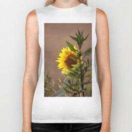 The sunflower Biker Tank