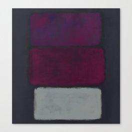 Rothko Inspired #19 Canvas Print