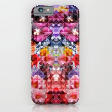 Crystal Floral iPhone 6s Slim Case