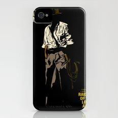 Indiana Jones: Raiders of the Lost Ark iPhone (4, 4s) Slim Case