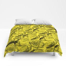 JA Swatches Comforters