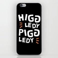 Higgledy-piggledy iPhone & iPod Skin