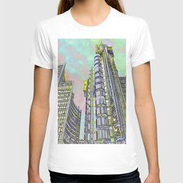 Lloyd's of London Building  T-shirt