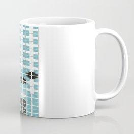 White Crosses Coffee Mug