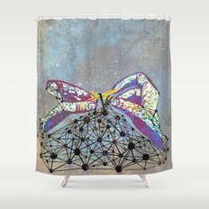 the Weaver2 Shower Curtain