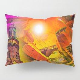 Lighthouse romance Pillow Sham