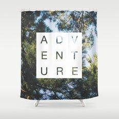 Adventure Shower Curtain