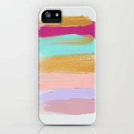 Colors 63 iPhone Case