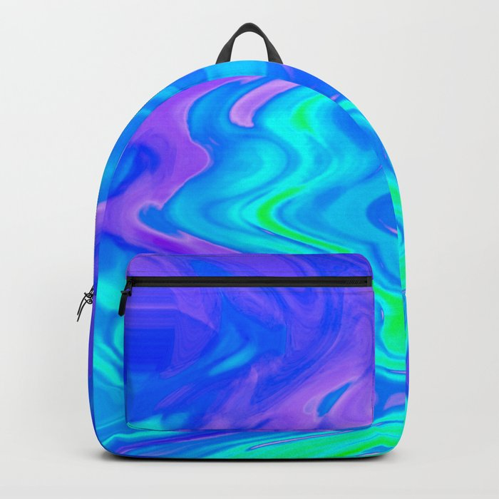 neon Backpack by audreyerickson