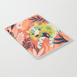 Tiger grrrrr Notebook