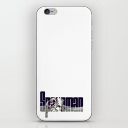 Spaceman iPhone Skin