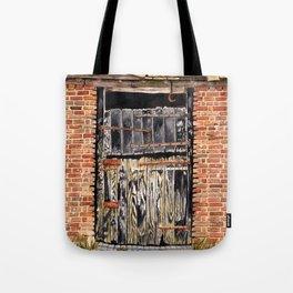 Stable Door Outside Tote Bag